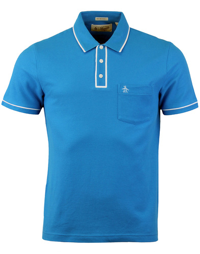 Original penguin earl Diva Blue