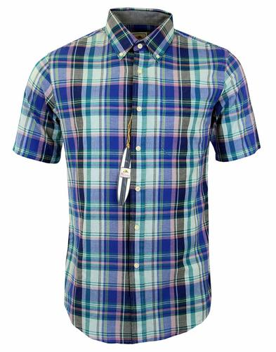 PENDLETON SURF SEA BREEZE CHECKED SHIRT