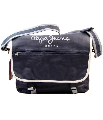 PEPE JEANS NICOLAS RETRO MOD SHOULDER BAG