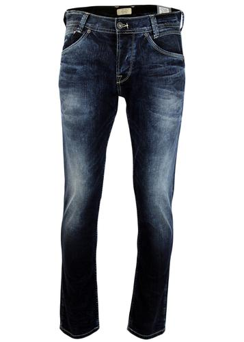 PEPE JEANS SPIKE RETRO TAPERED JEANS BLUE