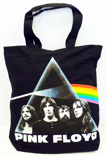 Pink Floyd Retro Dark Side Of the Moon Shopper Bag