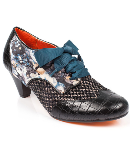 POETIC LICENCE END OF STORY RETRO VINTAGE HEELS