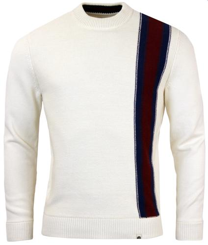 PRETTY GREEN SHERBOURNE MOCK TURTLE NECK JUMPER