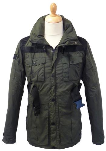 Ruck SLAZENGER HERITAGE Military Travel Jacket