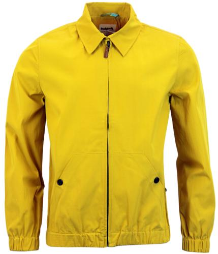 TUKTUK SANTANA RETRO LIGHT WEIGHT JACKET YELLOW