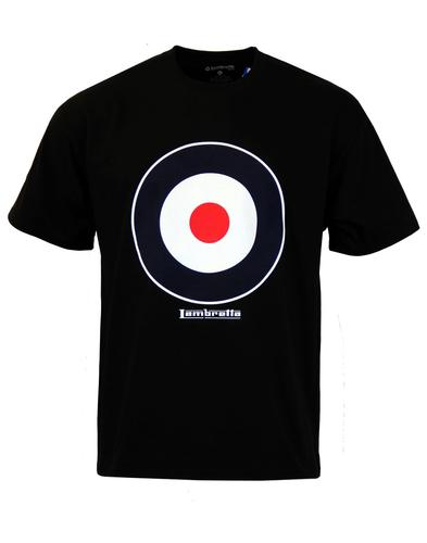 Target LAMBRETTA Classic Retro Mod T-Shirt