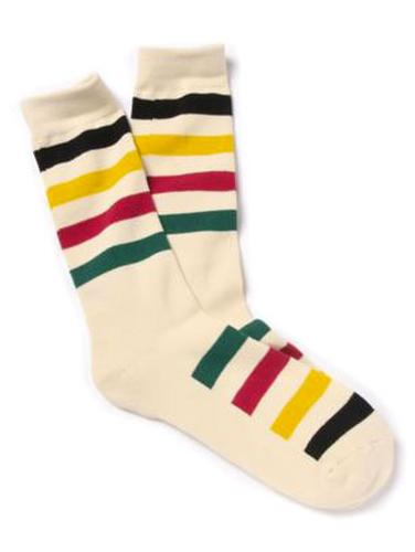 PENDLETON NATIONAL PARK STRIPE SOCKS