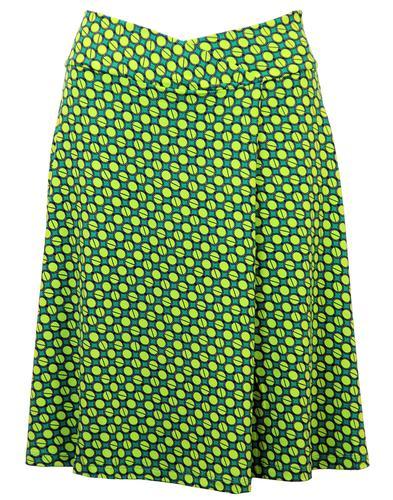 Dash VILA JOY Retro Sixties Mod A-Line Skirt