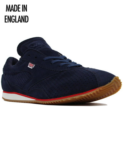 Cobra Race WALSH Made In England Retro Trainers