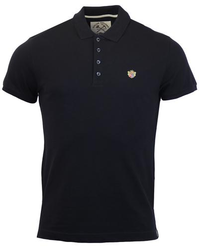 ALAN PAINE RETRO MOD CREST POLO