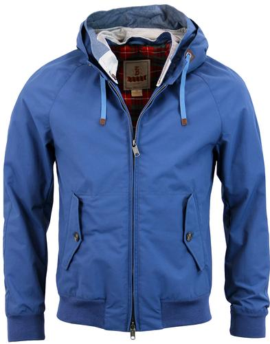 baracuta bristol retro 70s mod casual parka jacket