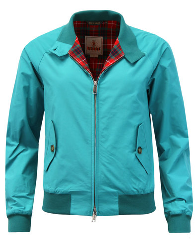 BARACUTA Womens G9 Made in England Harrington (L)