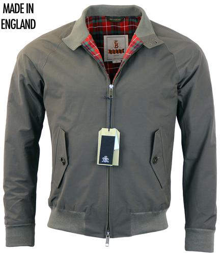 BARACUTA G9 ORIGINAL RETRO MOD HARRINGTON FOG