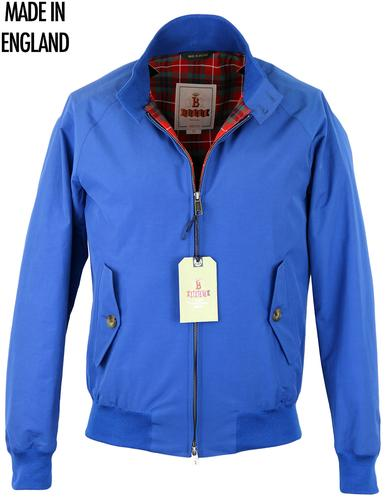 BARACUTA G9 ORIGINAL RETRO MOD HARRINGTON BLUE