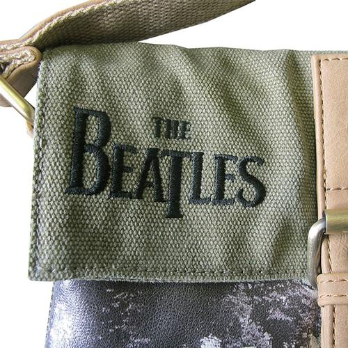 BEATLES BAGS RETRO 60s BEATLES ABBEY ROAD BAG