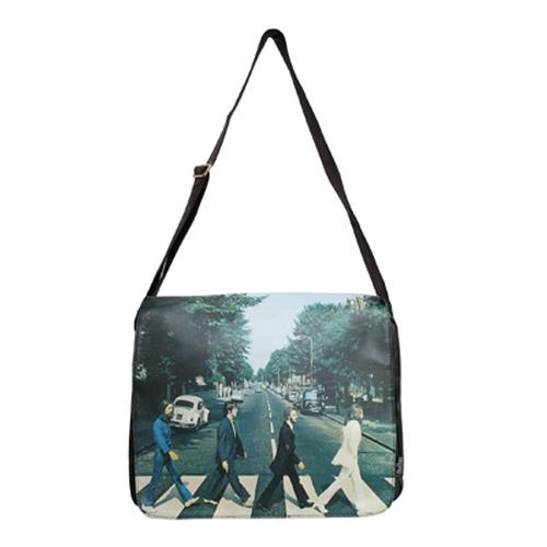 BEATLES ABBEY ROAD BAG RETRO SHOULDER BAG 60s MOD