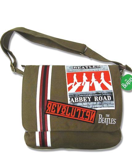 BEATLES ABBEY ROAD SATCHEL SHOULDER BAG 60s BAGS