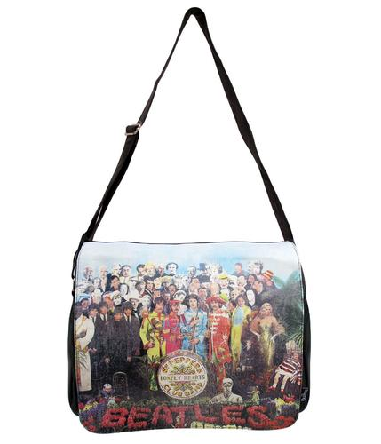 Beatles Sgt Pepper DISASTER DESIGNS Satchel Bag