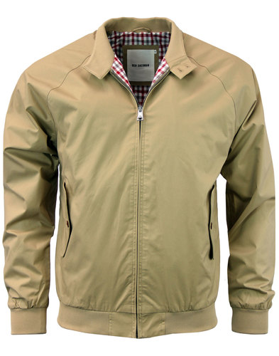 ben-sherman-retro-mod-harrington-jacket-sand