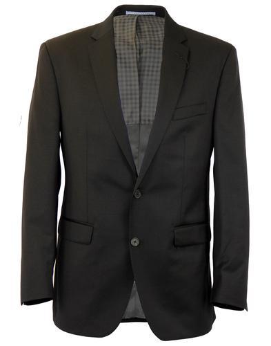 BEN SHERMAN Tailoring Mod 2 Button Suit Jacket