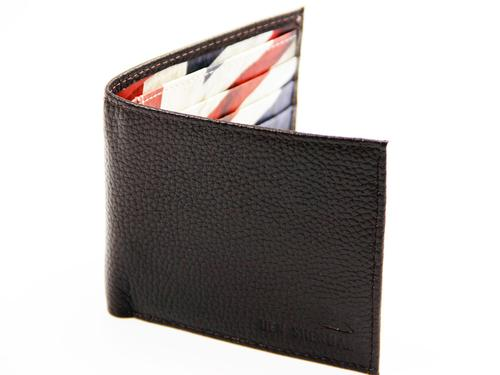BEN SHERMAN RETRO MOD 60S UNION JACK WALLET