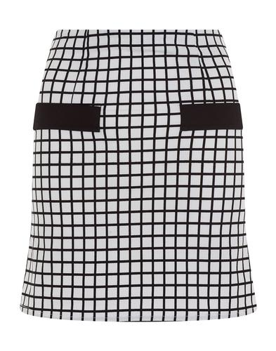BRIGHT & BEAUTIFUL RETRO 60s MOD MINI SKIRT
