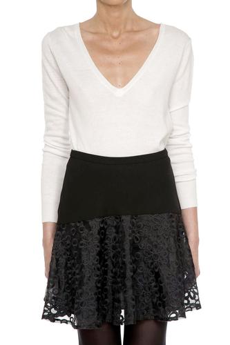 Elen BRIGITTE BARDOT Retro Mod 60s Mini Skirt