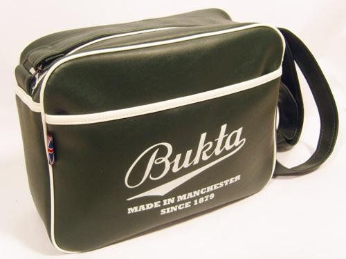 Bukta Vintage sixties mod retro indie shoulder bag