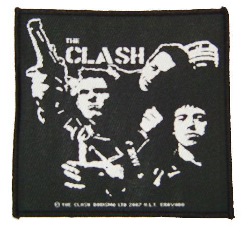 seventies punk indie rock vintage retro patch 70s