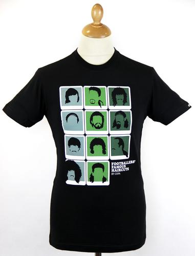 Famous Haircuts COPA Retro Indie Football T-shirt