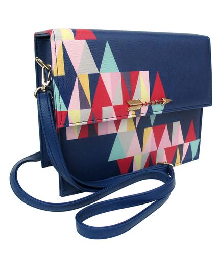 Dakota Retro DISASTER DESIGNS Mod 60s Mini Bag