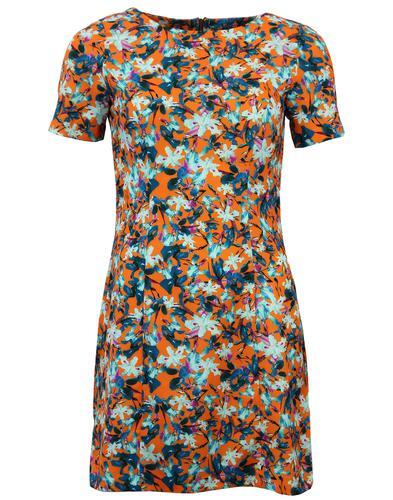 Jaylee DARLING Retro Sixties Floral Summer Dress
