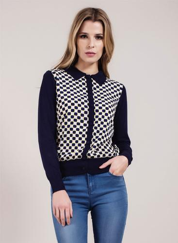 DARLING RETRO 60s 70s CARDIGAN