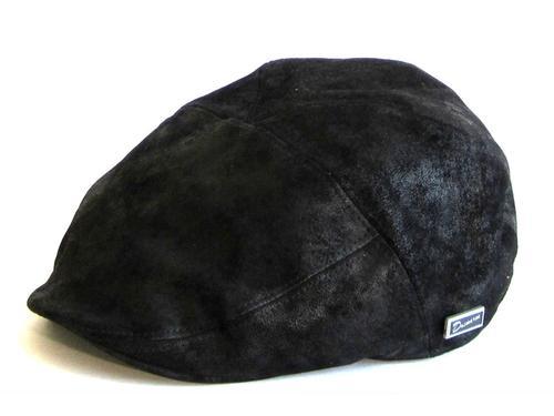 DASMARCA RETRO SUEDE GATSBY HAT CAP