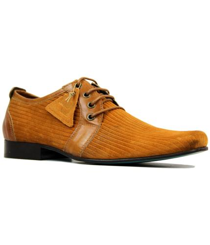 DELICIOUS JUNCTION RETRO MOD CORD RAWLINGS SHOES