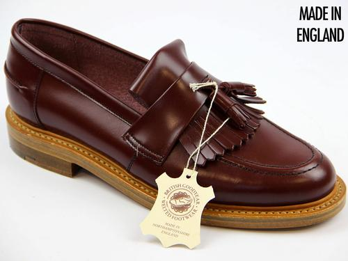 DELICIOUS JUNCTION MOD MADE IN ENGLAND LOAFERS