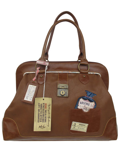 Disaster Apothecary Poison Holdall Bag
