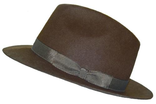 sixties mod retro indie doherty trilby hat hats
