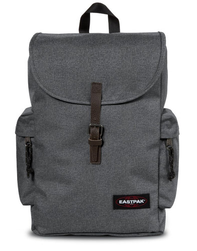 Austin EASTPAK Retro Laptop Backpack - Black Denim