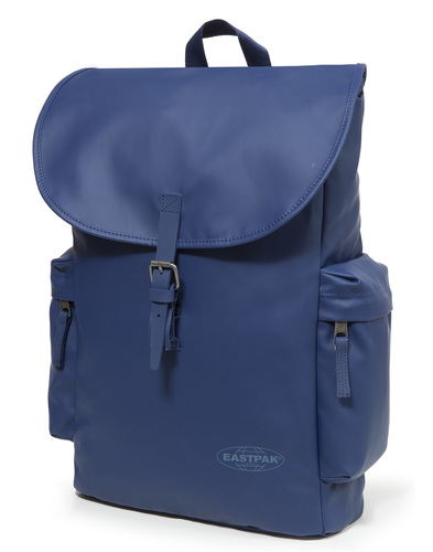 eastpak austin laptop backpack blue