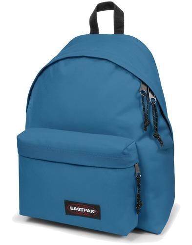 eastpak padded pak'd backpack silent blue