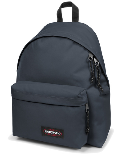 eastpak padded pak'd backpack grey