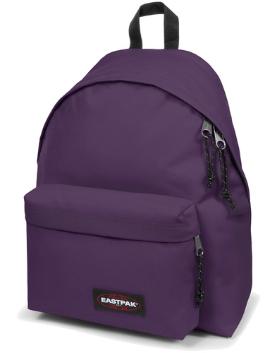 Padded Pak'r EASTPAK Retro Backpack - Purple