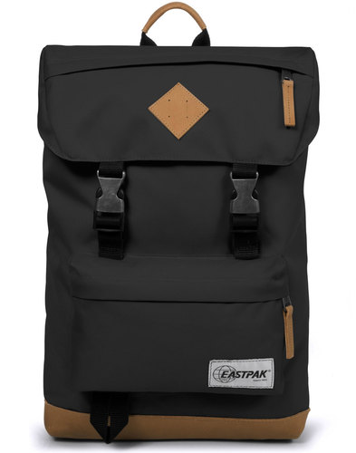 Rowlo EASTPAK Classic Laptop Backpack - Into Black