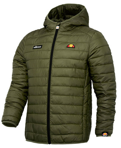 Ellesse Lombardy retro mod 70s ski jacket rosin