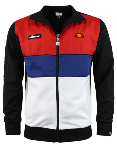Raphael ELLESSE 80s Retro Panel Track Top