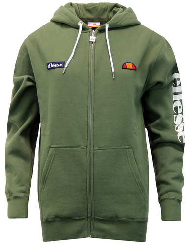 Serinatas ELLESSE WOMENS Retro 70s Zip Thru Hoodie