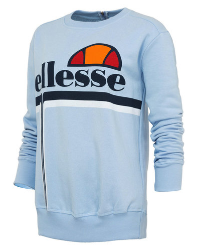 Ellesse Womens Retro 70s Agnese Sweat Jumper