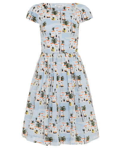 Emily and Fin Retro 50s Vintage Claudia Dress