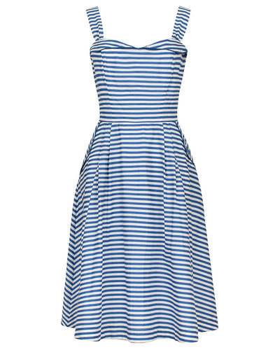 Pippa EMILY AND FIN Retro 50s Summer Striped Dress